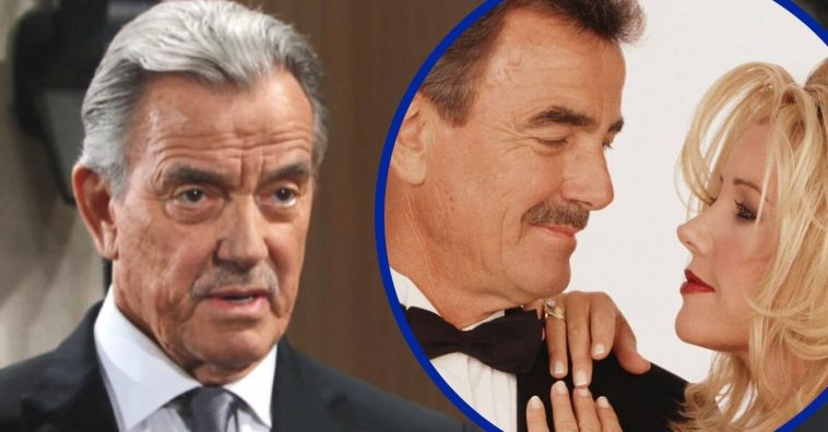 Eric Braeden Is Celebrating 40 Years With 'The Young & The Restless' Cast