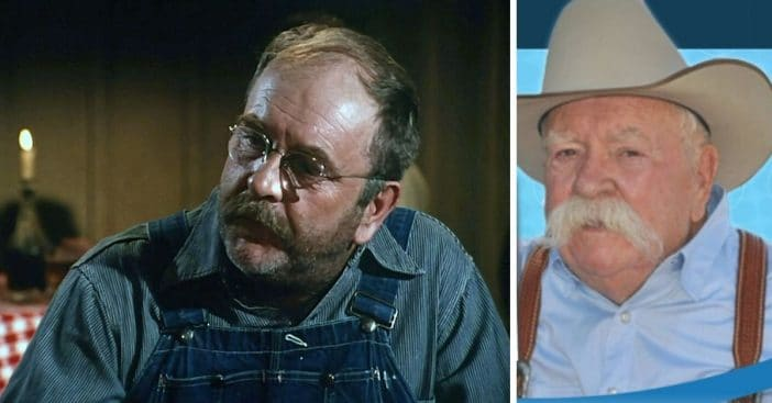 Exclusive interview with Wilford Brimley