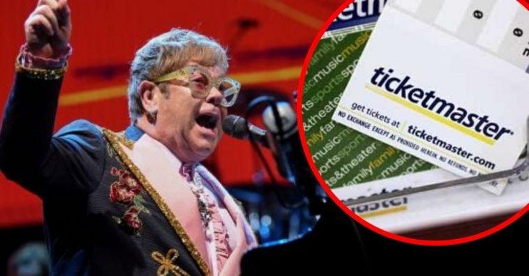 Fans Demanding Refunds After Elton John Ends Concert Early