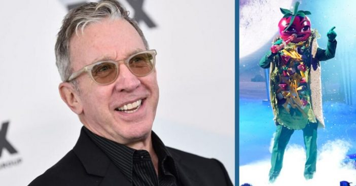 Fans Think The Taco On 'The Masked Singer' Could Be Tim Allen