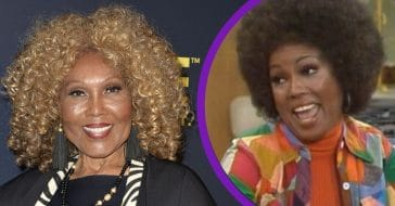 """Fans are mourning the loss of Ja'net Dubois, known as Willona Woods in """"Good Times"""""""