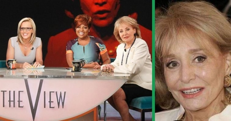 Former 'View' Co-Host Jenny McCarthy Says Barbara Walters Is _Not Doing Great_