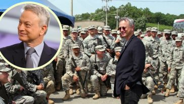 Gary Sinise earned the highest honor for this dedication to helping veterans