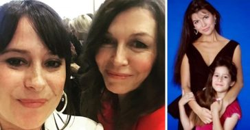 General Hospital stars Finola Hughes and Kimberly McCullough shared a reunion selfie