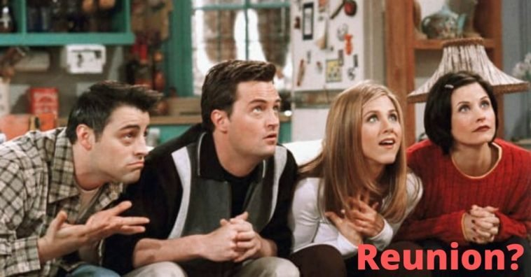 HBO Max says a Friends reunion special is in the works