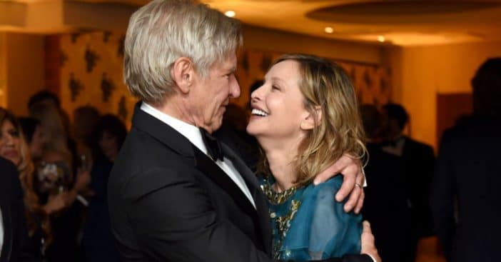 Harrison Ford Shares His Secret To A Happy Marriage