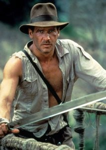 Harrison Ford minds his diet, workout, and overall health so he can perform stunts in action films himself