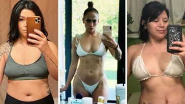 J.Lo Inspires Moms To Share Bikini Selfies To Promote Body Positivity