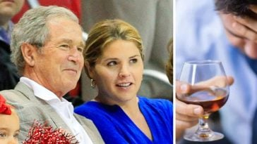 Jenna Bush-Hager Recalls The Honest Conversation With Her Dad About Drinking