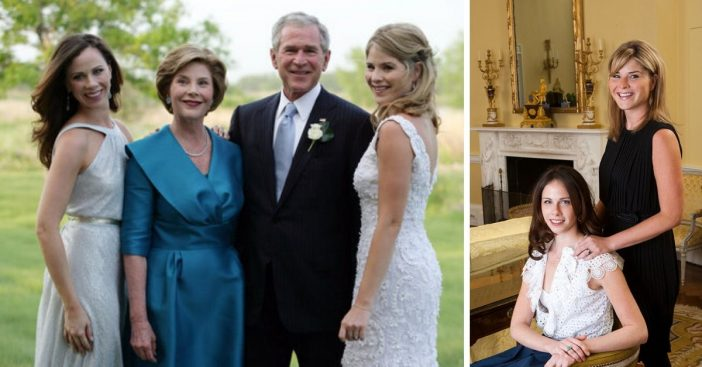 Jenna Bush Hager talks about being a first daughter