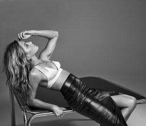 Jennifer Aniston provided some heartfelt answers and gorgeous photos for Interview Magazine