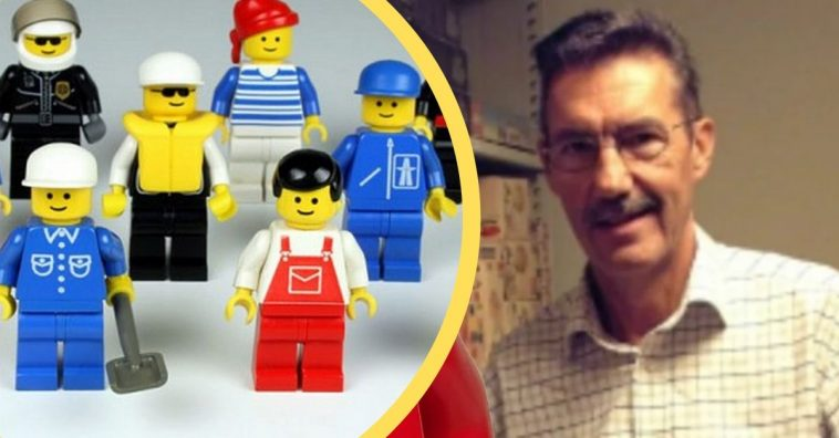 Jens Nygaard Knudsen helped establish Lego sets into what we still know and love to this day