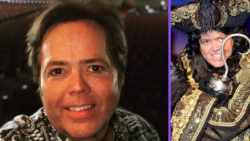 Jimmy Osmond is doing well after suffering from a stroke onstage