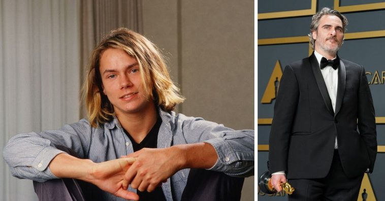 Joaquin Phoenix pays tribute to late brother River Phoenix in Oscars acceptance speech