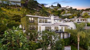 Judy Garland's home offers potential buyers a piece of history with a view