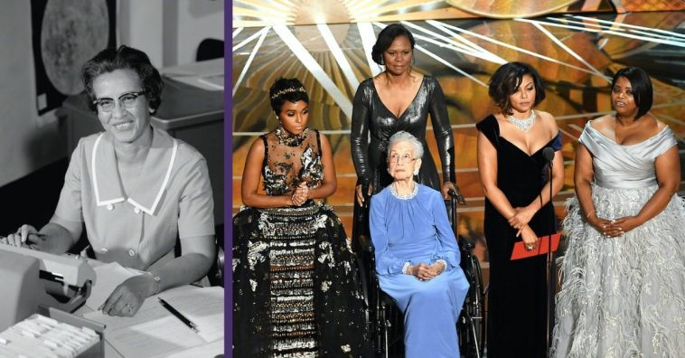 Just In_ NASA Mathematician Depicted In 'Hidden Figures', Katherine Johnson, Dies At 101