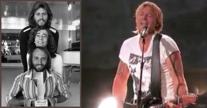 Keith Urban Performs Beautiful Rendition Of _To Love Somebody_ By The Bee Gees