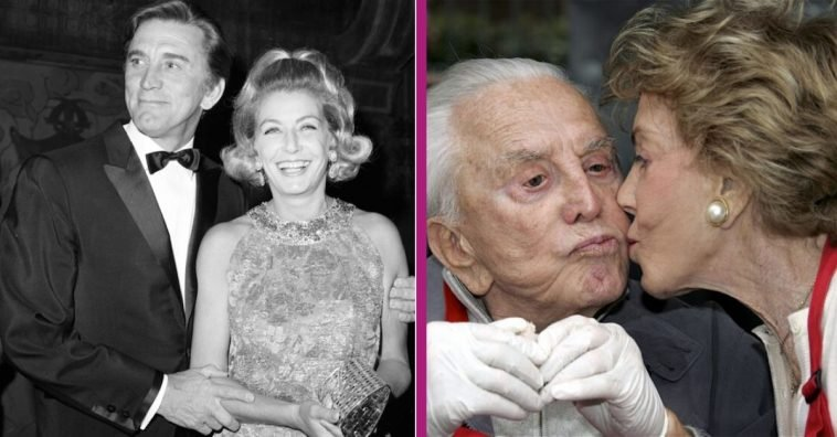 Kirk Douglas And Anne Buydens' Relationship Stood The Test Of Time For 60+ Years