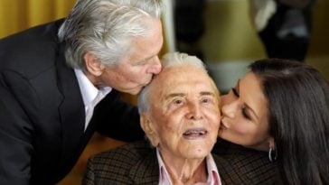 Kirk Douglas Leaves Majority Of $60M Fortune To Charity, None To Family