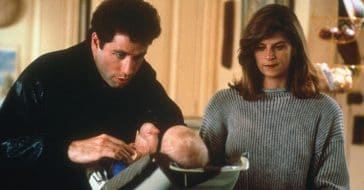 Kirstie Alley said she and John Travolta would love to make another Look Whos Talking movie