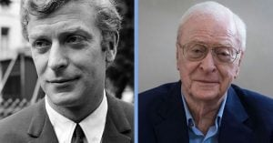 Michael Caine left an impression in every role he took