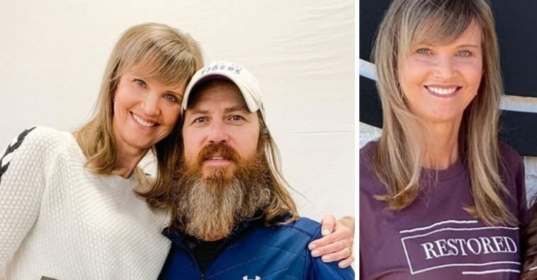 Missy Robertson from Duck Dynasty has a new show about her business