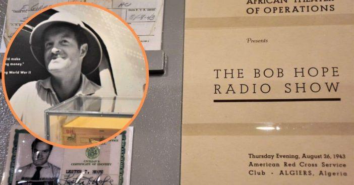 National Veterans Memorial And Museum Honors Military Entertainer Bob Hope