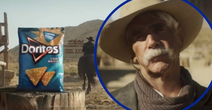 New Hilarious Super Bowl Ad Shows Sam Elliott Dancing To Hit Song _Old Town Road_