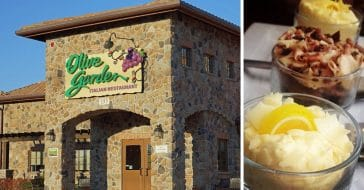 Olive Garden offering free desserts to those with Leap Day birthdays