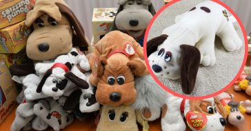 Our favorite dog plushies are coming back
