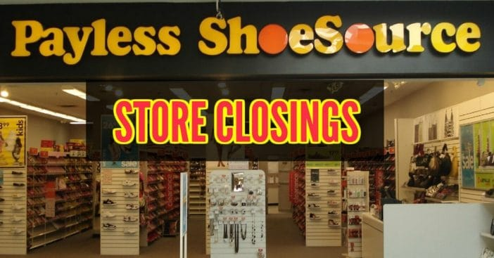 Payless Closing All Stores, Liquidation To Begin This Weekend