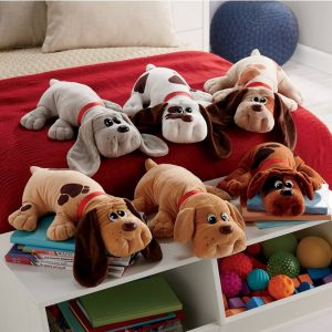 Pound Puppies acted as a toy and an educational tool