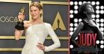 Renee Zellweger wins an Oscar for her performance in Judy
