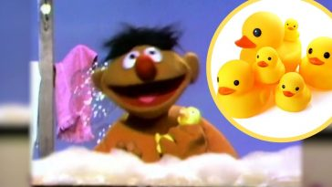 Rubber Duckie, you're the one!