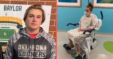 School says boy growing hair for his sick sister cannot return to school until it is cut