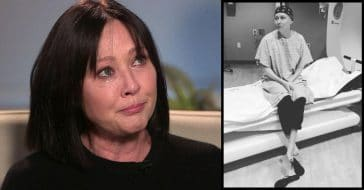 Shannen Doherty Reveals That She Has Stage Four Breast Cancer