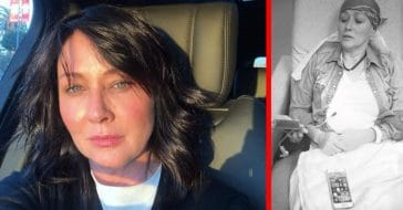Shannen Doherty Talks About Feeling Stressed Amid Stage 4 Cancer Diagnosis