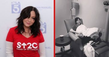 Shannen Doherty wants to keep up strength for herself and those around her
