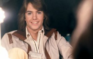 "Shaun Cassidy's music career reached its peak with ""Da Doo Ron Ron"""
