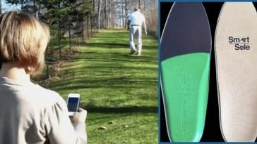 Shoes With GPS Insole Allows You To Track Loved Ones With Alzheimer's Or Dementia