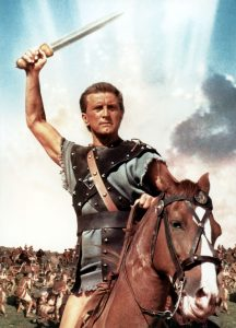 Spartacus remains one of the most highly recommended Kirk Douglas movies to date