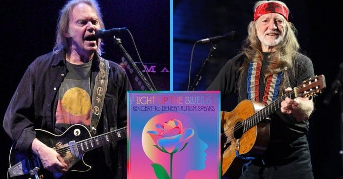 Stephen Stills holding Light Up the Blues event to raise money for Autism Speaks