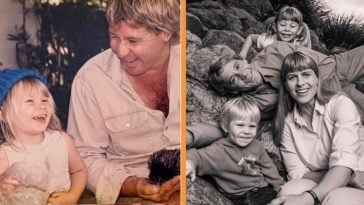 Steve Irwin's Kids Post Loving Messages On What Would've Been His 58th Birthday