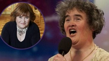 Susan Boyle Was Once A Shy Homebody And Is Now An Unrecognizable Millionaire