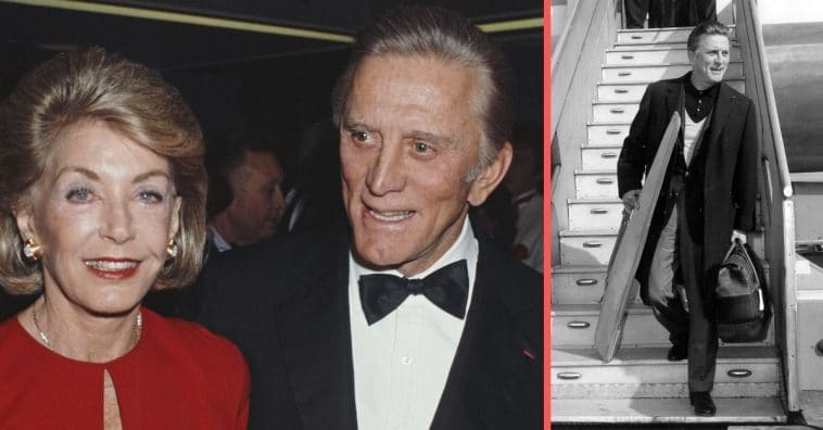 Take a look back on Kirk Douglas life in photo