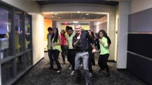 "Teacher Scot Pankey and his students wowed millions with their ""Uptown Funk"" music video"