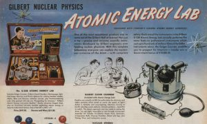 The Atomic Energy Lab was new, exciting, and engaging back in the day