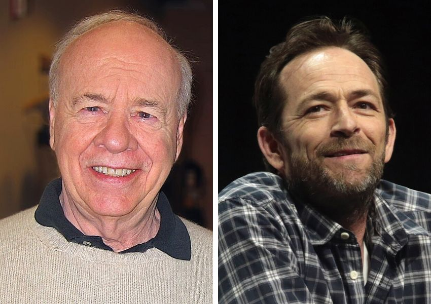 tim conway luke perry