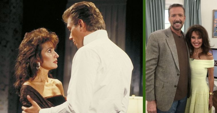 Walt Willey Surprises Susan Lucci On 'Dr. Oz' To Discuss Potential 'All My Children' Reboot