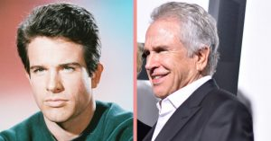 Warren Beatty made a successful career and made history